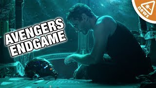 Breaking Down the Avengers Endgame Teaser! (Nerdist News w/ Jessica Chobot)