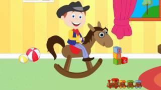 Djiha, djiha   Mali konjanik - Jovan Jovanovic Zmaj   Decije pesme