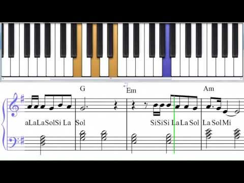 Esta-cayendo-su-gloria-cristiana-piano-level-4.mov video