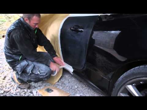 Door Dent Repair by Smart Auto Repairs
