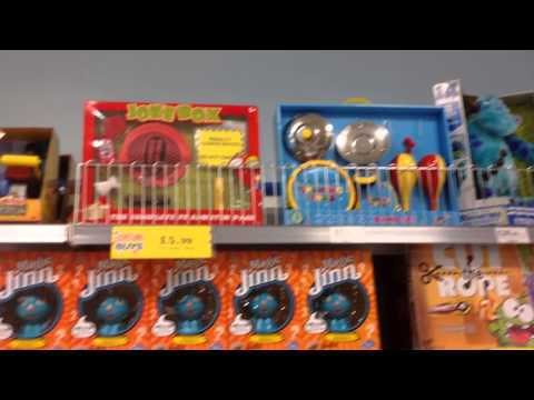 Bargain store toy run Home Bargains