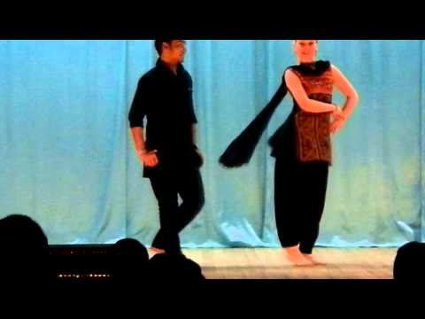balle balle dance performance by sneh and arina