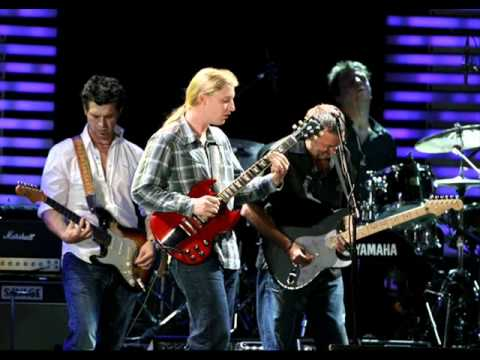 Eric Clapton Layla Live With Derek Trucks
