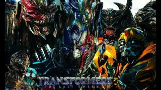 Transformers 5 : The Last Knight - Cast Robots Offcial