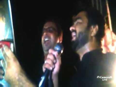 Azadari Channel's LIVE Noha | Najm Gopalpuri | 1438 hijri