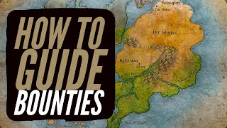 Diablo 3 - How To Do Bounties