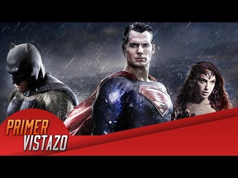 Primer vistazo - Batman v Superman: Dawn Of Justice - Parte 1 - HD