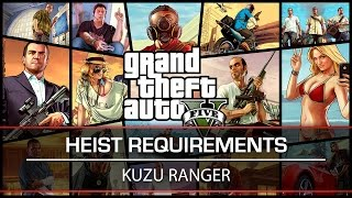 GTA 5 Online [Heists Requirements] + Cheapest Apartment