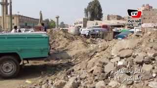 محافظة القاهرة ترفض عودة الباعة الجائلين لميدان المطرية