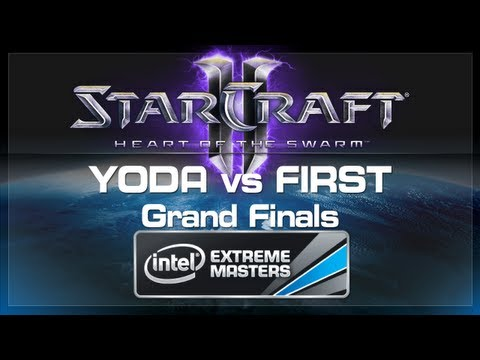 YoDa vs First - SC2 (Grand Finals) - IEM World Championship 2013