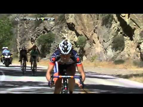 2013 Amgen Tour of California Stage 3 Highlights