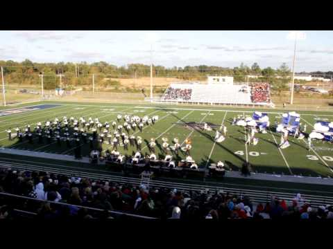 2012-2013 Hernando High School Marching Band State Championship Preliminary Competition