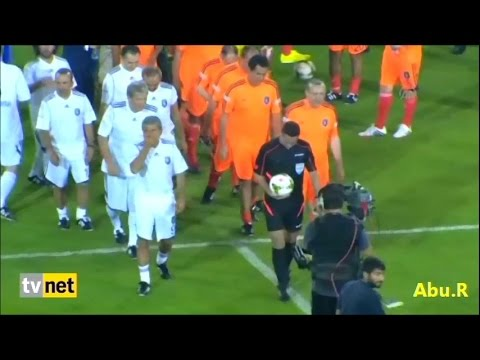 Recep T. Erdoğan's Match - مباراة رجب طيب اردوغان
