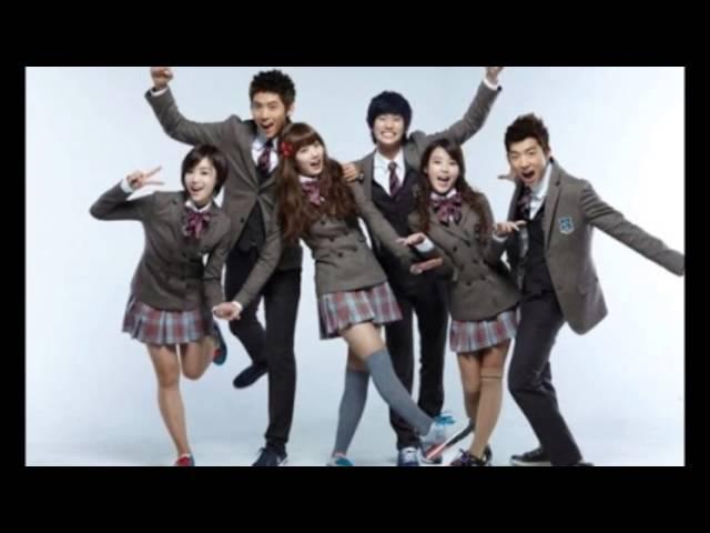 أغنية المسلسل الكوري حلم الشباب كاملة Dream High