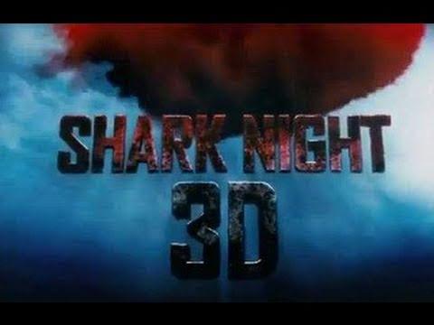 Shark Night 3D: Movie Teaser Trailer