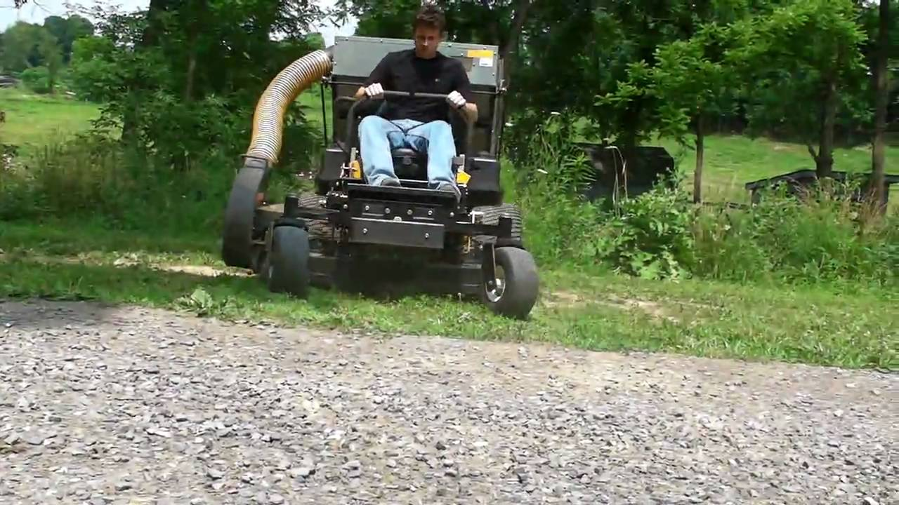 Cub Cadet Tank 54 Quot Tractor Zero Turn Lawn Mower W Bagger