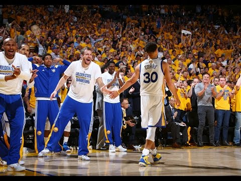 2015 NBA Finals: Game 1 Minimovie