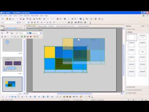 Tworzenie prezentacji w Open Office Impress.avi
