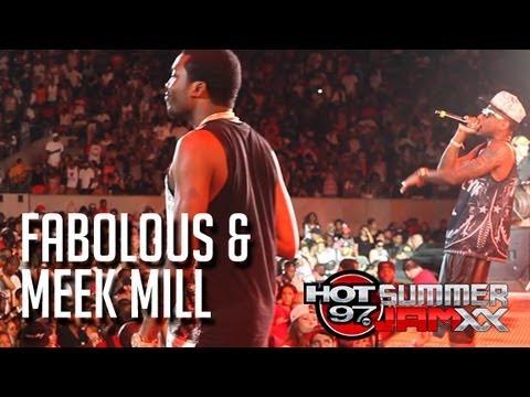 Fabolous & Meek Mill  Perform