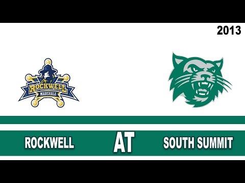 Girls Basketball: Rockwell @ South Summit High School Utah 10/17/13
