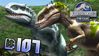 Indominus Rex Siblings Brawlasaurs!! || Jurassic World - The Game - Ep 107 HD