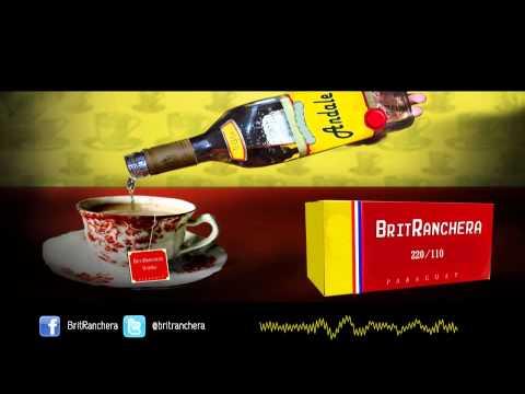BritRanchera - Play that funky