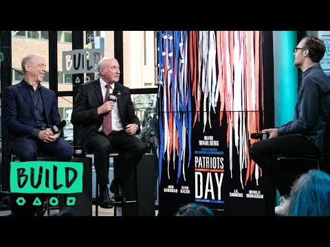 """J.K. Simmons & Jeff Pugliese Talk About The Movie, """"Patriot's Day"""""""