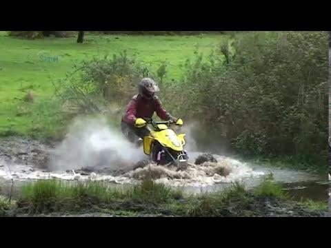 VIII Passeio Todo-o-Terreno Moto 2/ Moto 4 AHBVSC Parte 2/3