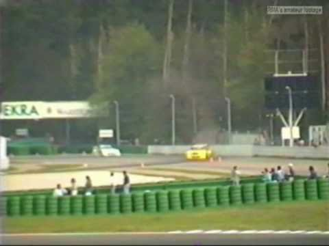 DTM 1995 - Hockenheim season's first race - Race 1 Video