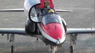 Rc Chiangrai Thailand Maiden Flight BAE HAWK 1:4.5(FEJ) with Kingtech Turbines K-170F