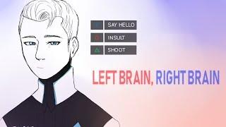 Left Brain, Right Brain // Detroit: Become Human (Animatic)