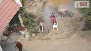 funny fire crackers accident video | fireworks accident funny
