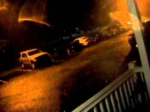 Fishing report - Hurricane Irene in Vineland, NJ Part 2 Video