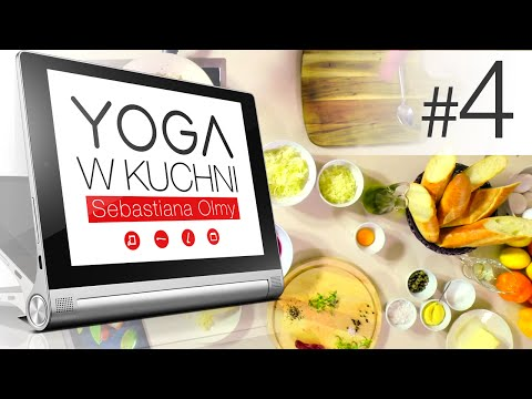Yoga w kuchni Sebastiana Olmy #4 – tatar z kiszoną kapustą