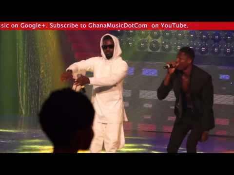 Sarkodie - Performance  Vodafone Ghana Music Awards 2014 | GhanaMusic...