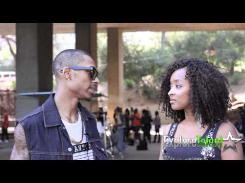 New 2013 New Boyz Interview Exclusive On Set With Ben J - Better With The Lights Off Tie Me Down