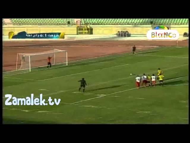 اهداف بتروجيت و وادي دجله 1-1 الدوي المصري