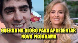 Globo vai lançar game show e artistas entram em guerra para apresentar