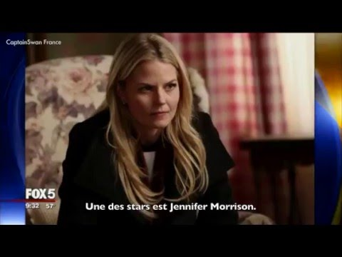Jennifer Morrison - Good Day New York - 25/04/2016 - VOSTFR
