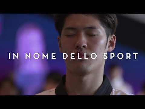 WT-ITF demonstration team's visit to Casa Italia in PyeongChang thumbnail