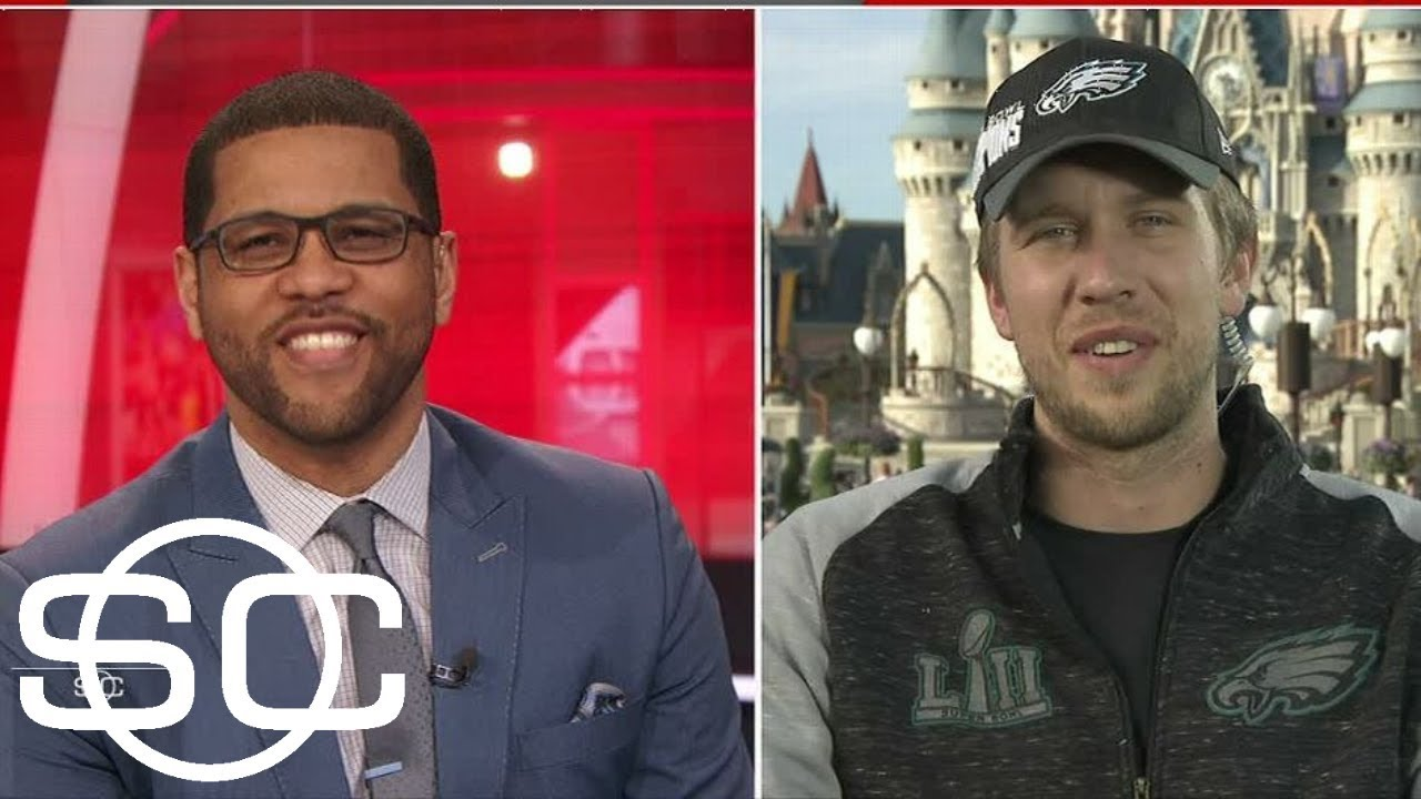 Nick Foles: 'I have no clue what my future holds, but I'm not worried about it' | SC6 | ESPN