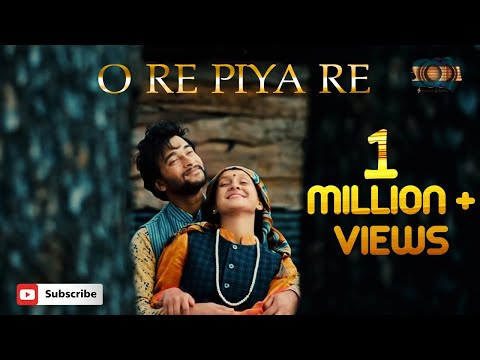 Latest Bollywood Songs 2017 (O Re Piya Re)|New Hindi Songs OD (Ft.Anisha)|White Mountain Pictures
