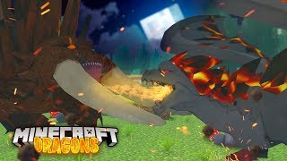 DEATHCLAW FIGHTS BEWILDERBEASTS! - Minecraft Dragons