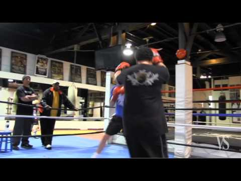 Canadian boxer has high hopes for London Olympics