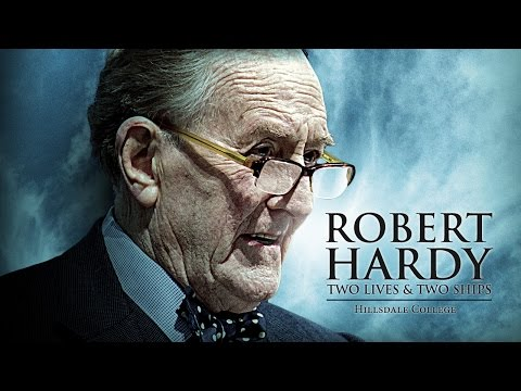Robert Hardy - Two Lives and Two Ships