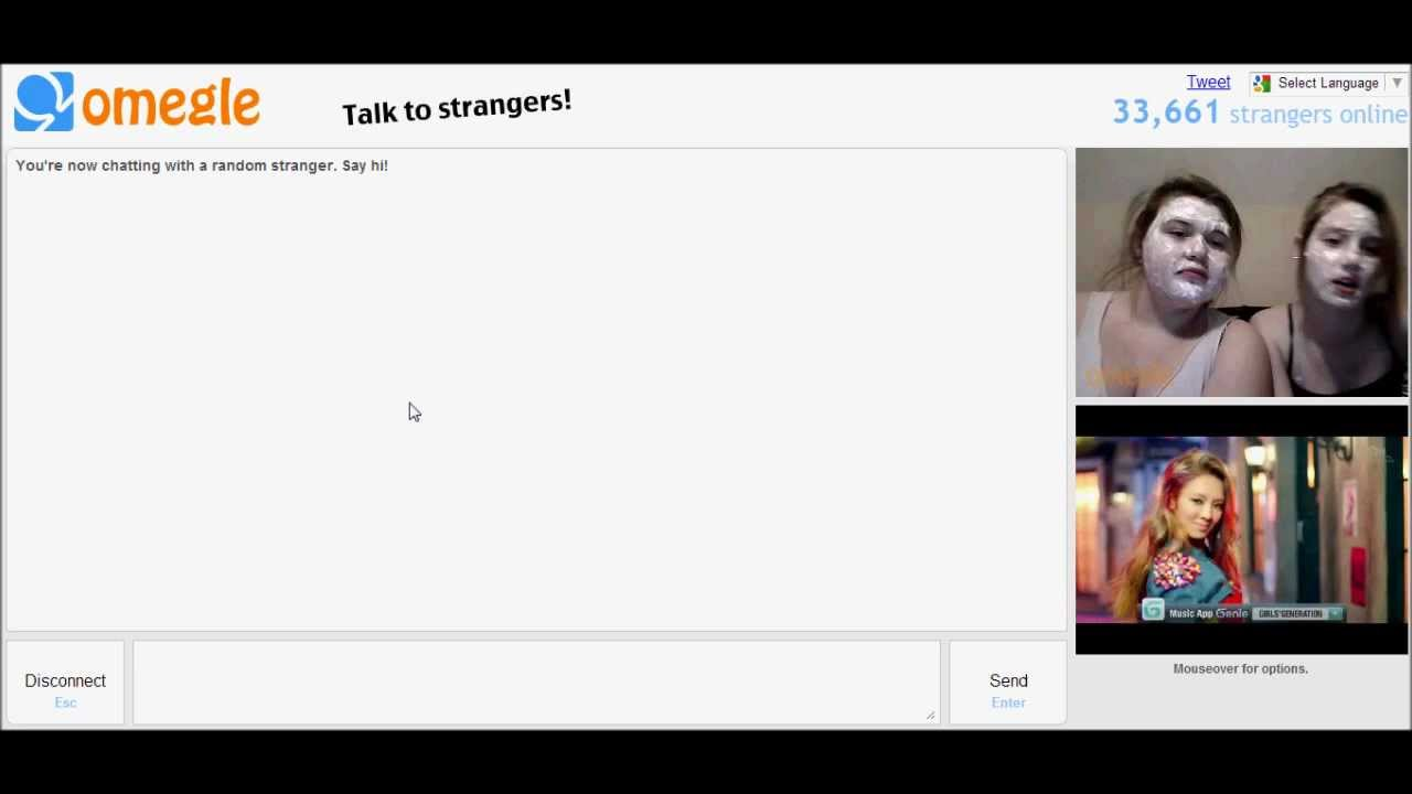 vichatter omegle