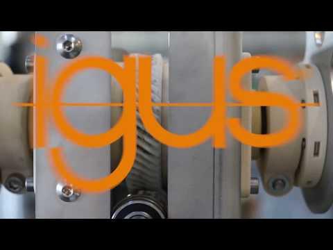 이구스가 새롭게 출시한 Selective Laser Sintering 방식의 3D 프린팅 소재 iglidur I6 영상
