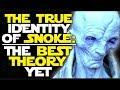 Star Wars: The Last Jedi- Supreme Leader Snoke Identity LEAKED????? (New information!)