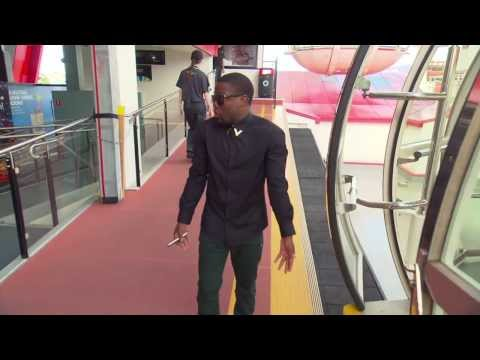 Ride Along Australian Tour with Kevin Hart - Day 1