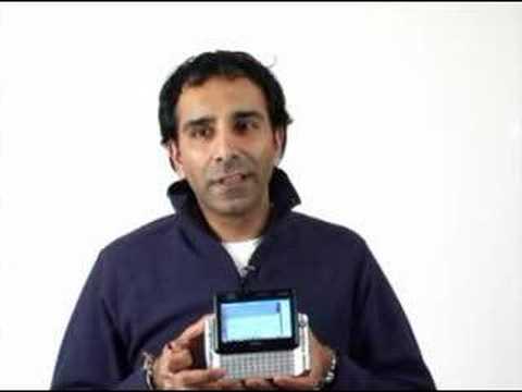 Sony Vaio UX Micro Computer (UMPC) Review
